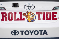 Detail of Michael Waltrip Racing Toyota