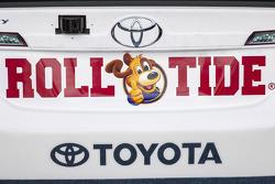 Detail of Michael Waltrip Racing Toyota