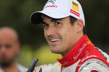 Daniel Sordo, Citroen DS3 WRC, Citron Total Abu Dhabi World Rally Team