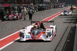 #49 Pecom Racing Oreca 03-Nissan: Luis Perez-Companc, Nicolas Minassian, Pierre Kaffer
