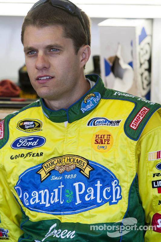 David Ragan, Frontrow Motorsports Ford