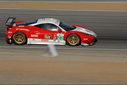#23 Team West/AJR/Boardwalk Ferrari Ferrari F458 Italia: Bill Sweedler, Townsend Bell