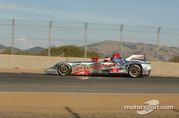 #0 DeltaWing Racing Cars DeltaWing LM12: Andy Meyrick, Katherine Legge