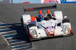#05 CORE Autosport Oreca FLM09: Jon Bennett, Colin Braun