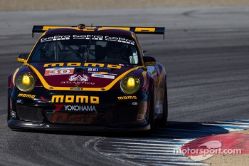 #30 NGT Motorsport Prosche 911 GT3 Cup: Henrique Cisneros, Nick Tandy