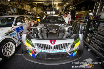 #26 Marc VDS Racing BMW Z4 GT3 (SP9)