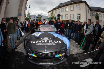 #20 Schubert Motorsport BMW Z4 GT3 (SP9)