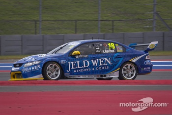 Alex Davison, Jeld-Wen FPR Ford