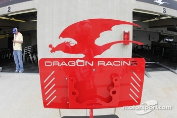 Dragon Racing detail