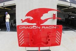 Dragon Racing detail
