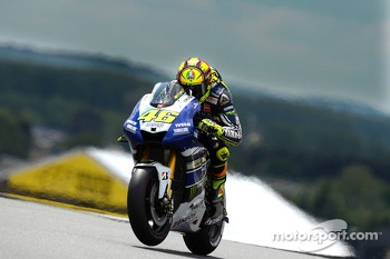 Valentino Rossi, Yamaha Factory Racing