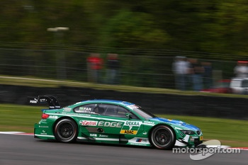 Augusto Farfus Jr., BMW Team RBM. BMW M3 DTM