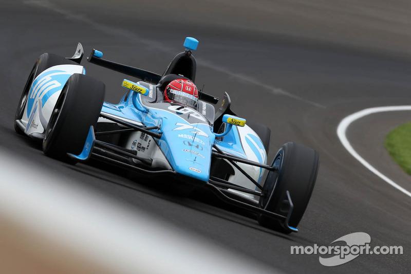 Simon Pagenaud, Schmidt Peterson Motorsport Honda