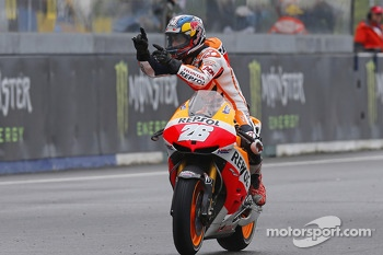 Dani Pedrosa, Repsol Honda Team takes the win