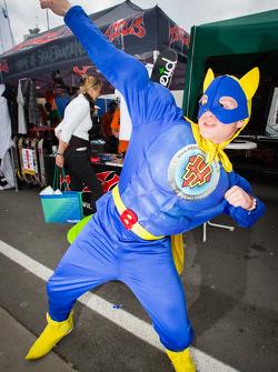 A superhero
