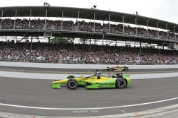 Katherine Legge, Schmidt Peterson Motorsports Honda