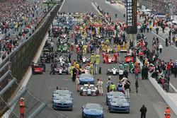 Pre Race