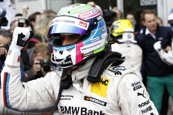 Race winner Bruno Spengler, BMW Team Schnitzer BMW M3 DTM