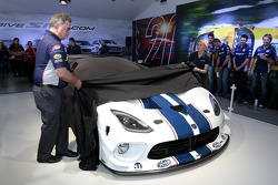 Presentation of the Viper GT3-R