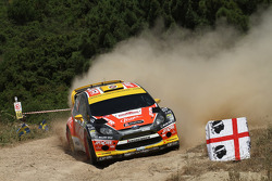 Martin Prokop and Jan Tomanek, Ford Fiesta WRC