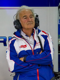 Hugues de Chaunac, head of ORECA