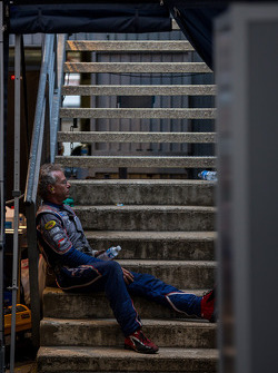 Getting rest is hard to do at Le Mans