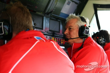 Pat Symonds, Marussia F1 Team Technical Consultant