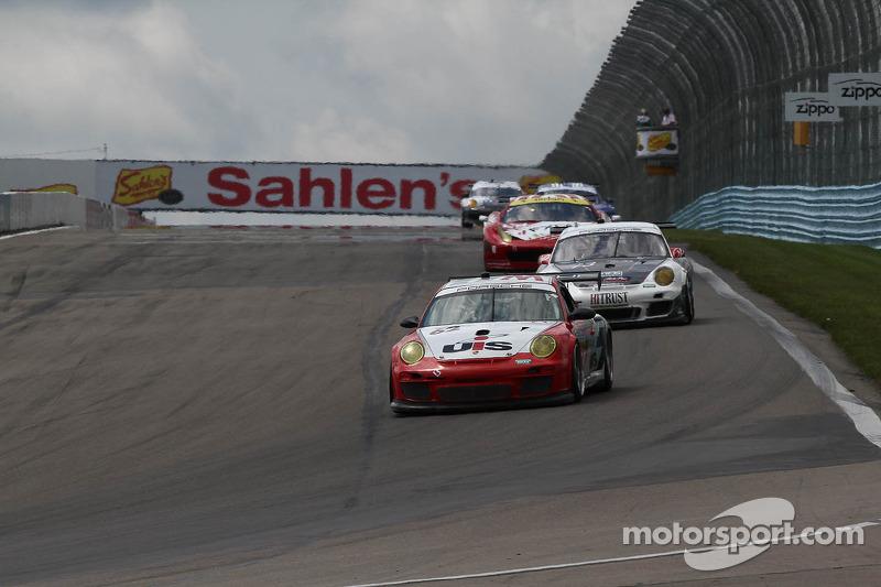 #62 Snow Racing Wright Motorsports Porsche GT3: Madison Snow, Jan Heylen, Andrew Davis