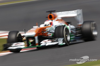 Paul di Resta Sahara Force India VJM06
