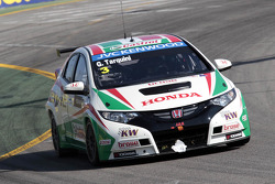 Gabriele Tarquini, Castrol Honda World Touring Car Team Honda Civic