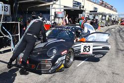#83 SMG Challenge: Olivier Pla, Eric Clement, Nicolas Armindo, Porsche 997 GT3 R