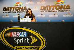 Press conference: Danica Patrick, Stewart-Haas Racing Chevrolet