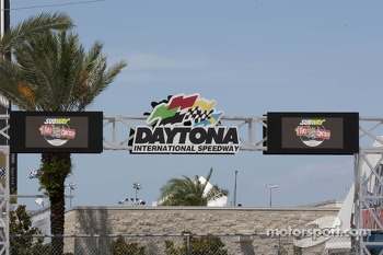 Welcome to Daytona