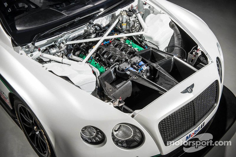 The Bentley Continental GT3