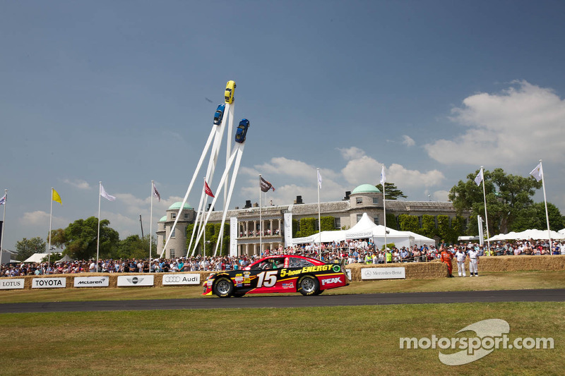 NASCAR Toyota Camry, Goodwood House
