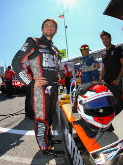 Carlos Munoz, Panther Racing Chevrolet