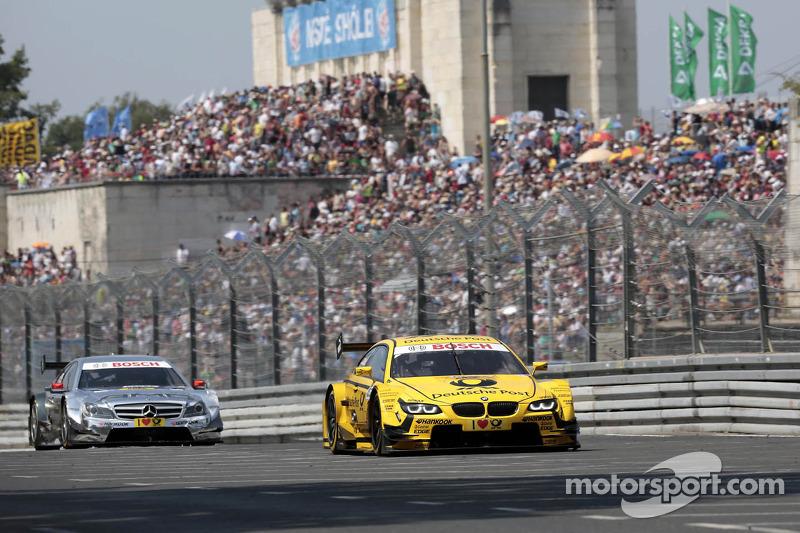 Timo Glock, BMW Team MTEK BMW M3 DTM, Christian Vietoris, Mercedes AMG DTM-Team HWA DTM Mercedes AMG C-Coupe