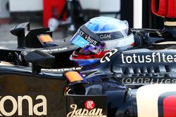Nicolas Prost, Lotus F1 E21 Test Driver