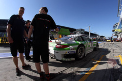 Michael Illbruck, Robert Renauer, Pinta Team Manthey, Porsche 911 GT3 R