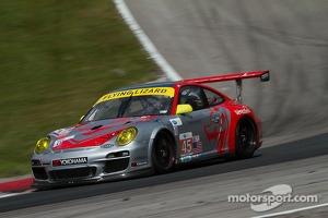 #45 Flying Lizard Motorsports Porsche 911 GT3 Cup: Nelson Canache, Spencer Pumpelly