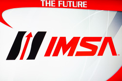 The new IMSA logo