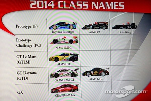 The 2014 class names