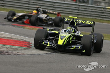 #23 Ingo Gerstl, Dallara (GP2-2005)