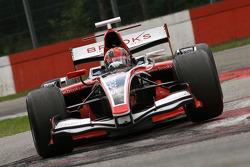 #25 Philippe Haezebrouck, Dallara (GP2-2008)