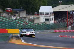 #18 Black Falcon, Mercedes-Benz SLS AMG GT3: Klaas Hummel, Steve Jans, Adam Christodoulou, Thomas Jäger