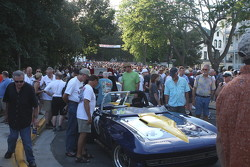 #4 1966 Chevy Corvette: Brandon Ryder