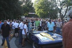 #4 1966 Chevy Corvette: Brandon Ryder
