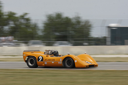#21968 McLaren M6B: Robert Ryan