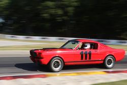 #111 1966 Ford Mustang GT: Dickson Rathbone