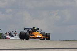 #64 1972 McLaren M21: James King